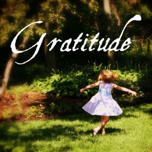 Gratitude girl